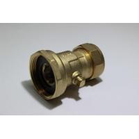 Válvula Corte p/Circulador c/ Porca Louca