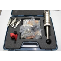 Kit completo p/preparação de tubo corrugado