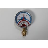 Termomanómetro Ligação Inferior