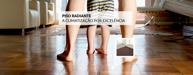 Piso radiante Uponor
